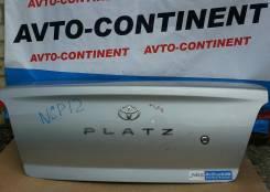 Крышка багажника. Toyota Platz, NCP12 Двигатель 1NZFE