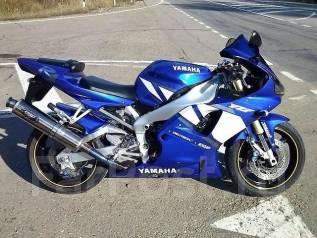 Yamaha YZF R1. 998 куб. см., исправен, птс, без пробега