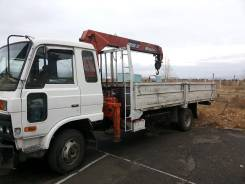 Nissan Diesel. Ниссан дизель варавайка, 6 925куб. см., 5 000кг., 4x2