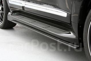 Накладка на дверь. Lexus LX450d, URJ201, URJ202 Lexus LX570, URJ201, URJ201W, URJ202 Lexus LX460, URJ201, URJ202 Toyota Land Cruiser, GRJ200, J200, UR...