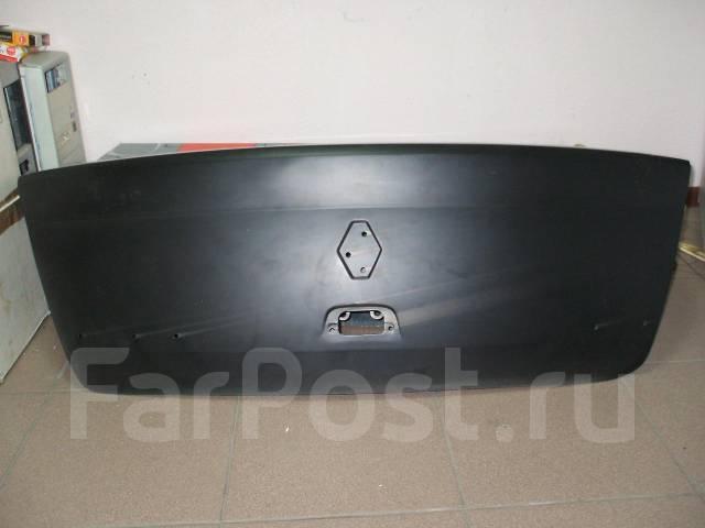 крышка багажника renault symbol