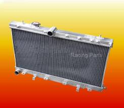 Радиатор охлаждения двигателя. Subaru Impreza WRX, GDB, GD, GDA Subaru Impreza WRX STI