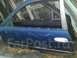 Дверь боковая. Toyota Corolla Levin, AE101 Двигатель 4AFE