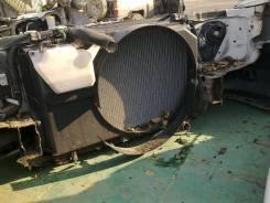 Радиатор охлаждения двигателя. Toyota Crown, JZS151 Двигатели: 1JZGE, 2JZFSE, 2JZGE, 1JZFSE, 2JZFE, 1JZGTE, 1JZ