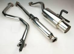 Выхлопная система. Honda Civic, EK4, EK3, EK2 Двигатели: B16A, D13B, D15B. Под заказ