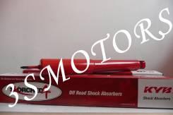 """Kyb Skorched4s +2"""" Prado 120 Surf 215. Toyota Hilux Surf, VZN215W Toyota Land Cruiser Prado"""