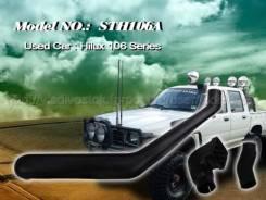 Шноркель. Toyota Hilux Surf Toyota Hilux