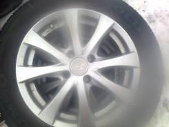 Hyundai. 6.5x15, 4x100.00