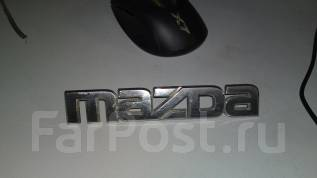Эмблема. Mazda Premacy