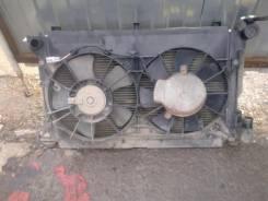 Радиатор охлаждения двигателя. Toyota Avensis, AZT251 Двигатель 2AZFSE