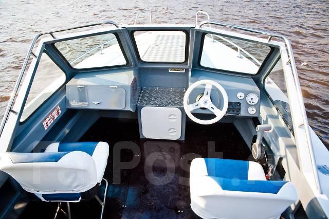 лодка шаман 580