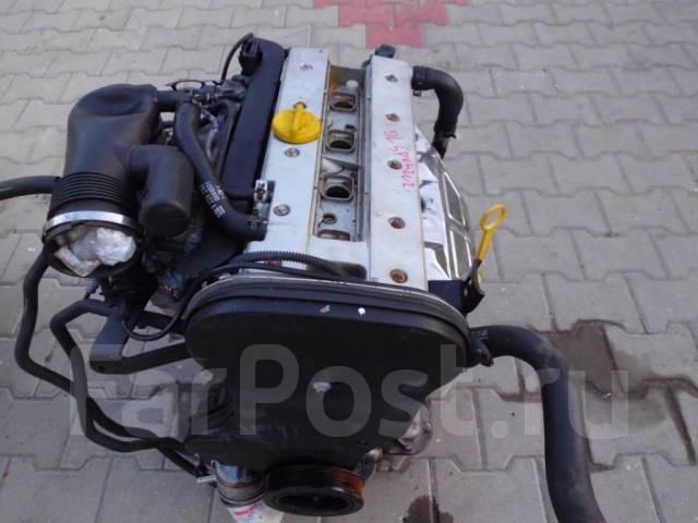 контрактный двигатель на опель омега б х25хе