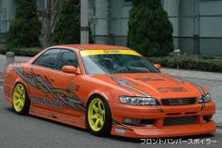 Бампер. Toyota Cresta, JZX90, GX90 Toyota Mark II, GX90, JZX90
