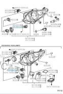 Кронштейн крепления бампера. Toyota Land Cruiser Prado, TRJ150, GRJ151, GRJ150, 150 Двигатели: 1GRFE, 2TRFE