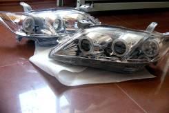 Оптика Фары (тюнинг) на Toyota Camry 40 2006-2011 (цена за комплект)