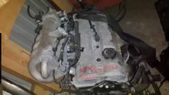 Двигатель в сборе. Mazda Familia Двигатель ZL