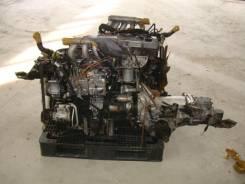 Двигатель в сборе. Hyundai Grace SsangYong Istana