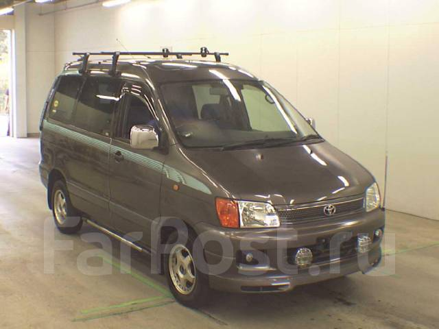Toyota Noah. SR50, 3SFE