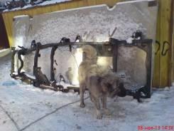 Рама. Isuzu Bighorn, UBS69DW Двигатель 4JG2