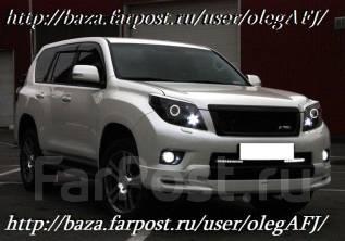 Губа. Toyota Land Cruiser Toyota Land Cruiser Prado, GDJ150W, GDJ151W, TRJ150, KDJ150L, GRJ150W, GRJ151W, TRJ150W, GDJ150L, GRJ151, GRJ150, GRJ150L Дв...