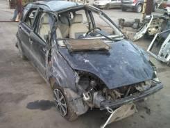 Жесткость бампера. Ford Fiesta Mazda Mazda3
