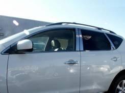 Продам хром накладки и ветровики на Nissan Murano 03-07