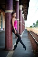 Джаз-модерн и боди-балет в студии современного танца Ladanza.