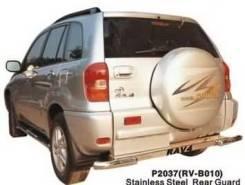 Кенгурятники. Toyota RAV4, ACA20, ACA20W, ACA21, ACA21W, ACA22, ACA23, ACA26, ACA28