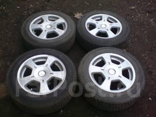 Комплект колес 205/65/16 +зима остаток 60%, отправлю, ProAuto25, №9. 7.0x16 5x100.00, 5x114.30 ET50