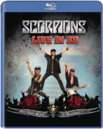 The Scorpions: Get Your Sting & Blackout Live in 3D (Blu-ray/фирм. )