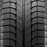Michelin Latitude X-Ice Xi2. Зимние, без шипов, 2015 год, без износа, 4 шт