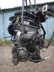 Двигатель в сборе. Toyota: Yaris, Vitz, iQ, Passo, Aygo Citroen C1 Subaru Justy Daihatsu Sirion Daihatsu Cuore Daihatsu Boon, M300S Peugeot 107 Двигат...