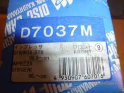 Колодка тормозная. Subaru Impreza