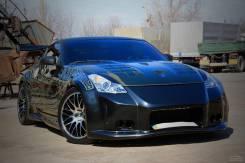 Обвес кузова аэродинамический. Nissan Fairlady. Под заказ