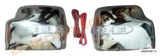 Накладка на зеркало. Suzuki Jimny, JB23W, JB43W Двигатели: K6A, M13A