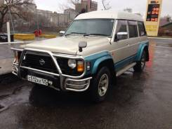 Nissan Safari. автомат, 4wd, 4.2, дизель