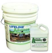 Lifeline Advance Прозрачное покрытие для наружных работ. Perma-Chink, США.