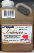 Lifeline Interior (Галлон 3,8 л) Полупрозрачная морилка для внутренних работ. Perma-Chink, США.