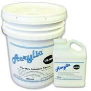 Lifeline Acrylic (Ведро 19 л) Прозрачное покрытие для стен интерьера, мебели и столярных изделий. Perma-Chink, США.