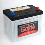 Solite. 85 А.ч., левое крепление, производство Корея