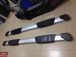 Подножка. Toyota Tundra, UPK56, USK51, USK56, USK57, GSK51, GSK50, USK52, UPK50, UPK51 Двигатели: 1URFE, 3URFE, 1GRFE