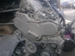 Двигатель. Toyota Harrier, MCU10 Двигатель 1MZFE