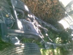 Рама. Isuzu Bighorn, UBS69GW Двигатель 4JG2