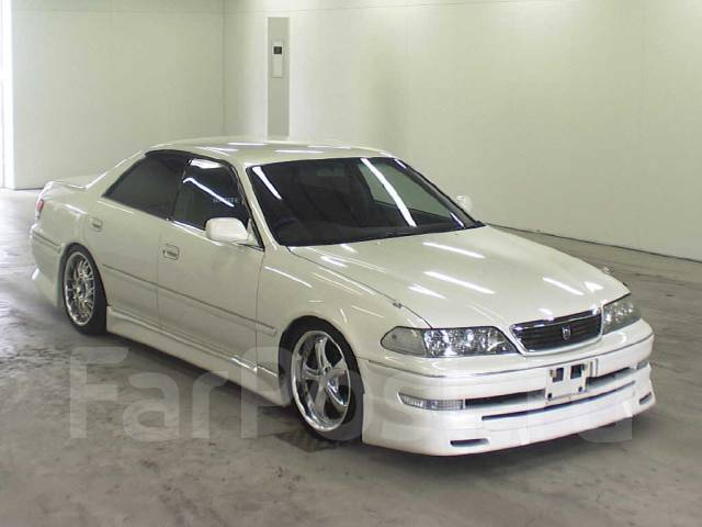 Подкрылок. Toyota Mark II, JZX100 Двигатель 1JZGTE