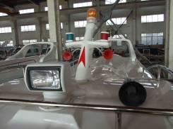 Пассажирский катер на 14 человек с документами регистра. Год: 2013 год, длина 7,50м., двигатель подвесной, 140,00л.с., бензин. Под заказ