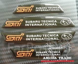 Накладка на дверь. Subaru