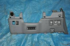 Панель рулевой колонки. Toyota Soarer, JZZ30 Двигатели: 1JZGTE, 1JZ