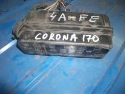 Блок предохранителей под капот. Toyota Corona, ST171, ST170, AT175, AT170 Toyota Carina, AT175, ST170, AT170, AT171 Toyota Carina II, AT171, ST171 Дви...