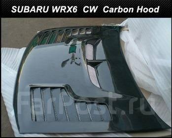 Капот. Subaru Impreza WRX, GC8