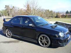 Обвес кузова аэродинамический. Subaru Impreza WRX, GDA, GD, GDB Subaru Impreza WRX STI, GDB